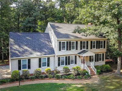 Chester Single Family Home For Sale: 4700 Twin Cedars Road