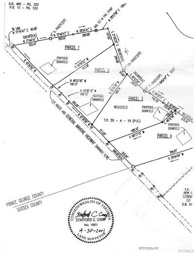 Land For Sale: Lot 2 County Drive