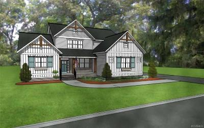 Powhatan County Single Family Home For Sale: 3755 Mill Mount Place