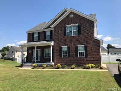 Glen Allen Single Family Home For Sale: 3816 Spring Lake Place