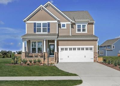 Glen Allen Single Family Home For Sale: 5086 Maben Hill Lane