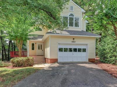 Henrico County Single Family Home For Sale: 10827 Stanton Way