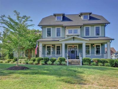 Midlothian Single Family Home For Sale: 15713 Ripon Road