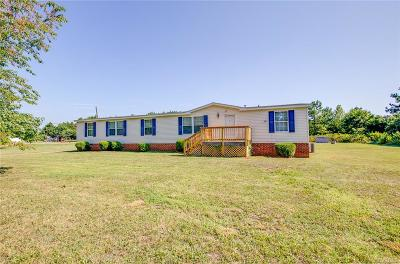 Amelia County Single Family Home For Sale: 11320 Whippoorwill Lane