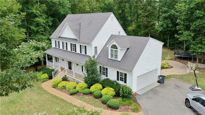 Powhatan County Single Family Home For Sale: 3924 Olde Links Court