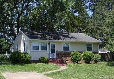 Henrico Single Family Home For Sale: 310 N Foxhill Road