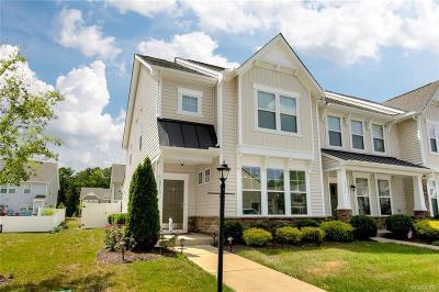 Glen Allen Condo/Townhouse For Sale: 10510 Marions Way