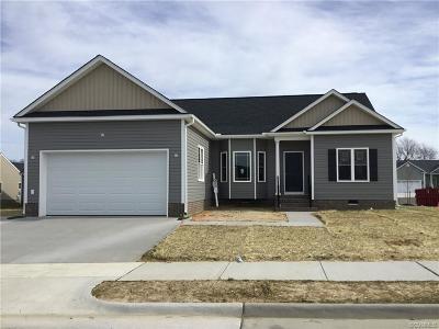 Mechanicsville Single Family Home For Sale: 6407 Garden Acre Court