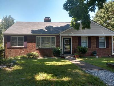 Henrico Single Family Home For Sale: 1112 Welborne Drive