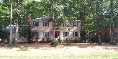 Chesterfield County Rental For Rent: 4101 Millwood Road