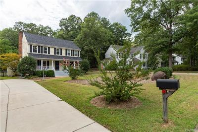 Henrico Single Family Home For Sale: 12516 Cutler Ridge Drive