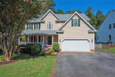 Henrico Single Family Home For Sale: 2408 Hawkesbury Court