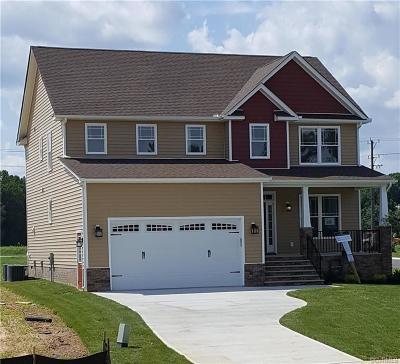 Mechanicsville Single Family Home For Sale: 8135 Saint Emilion Court