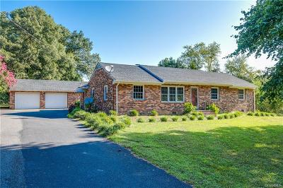 Henrico Single Family Home For Sale: 2676 Yarnell Road
