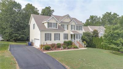 South Chesterfield Single Family Home For Sale: 1312 Woodhugh Place