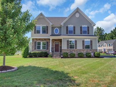 Chester Single Family Home For Sale: 10701 Ethens Mill Road
