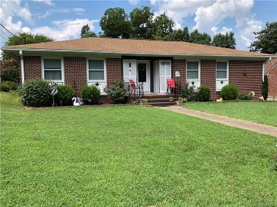 Brunswick County Single Family Home For Sale: 603 S Main Street