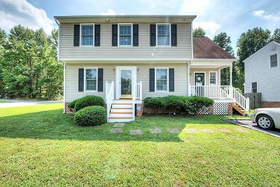 Henrico County Single Family Home For Sale: 1001 Brookwood Glen Lane