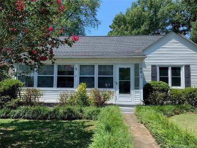 Middlesex County Single Family Home For Sale: 160 Rappahannock Avenue