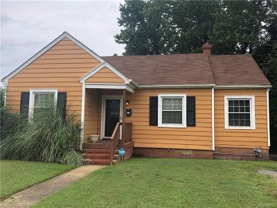 Henrico Single Family Home For Sale: 2310 Carlisle Avenue