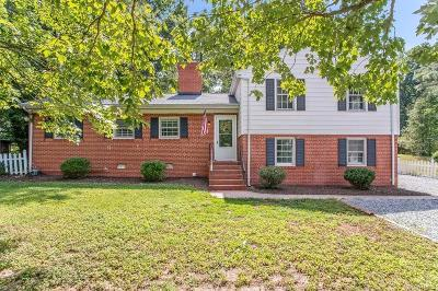 Richmond Single Family Home For Sale: 7517 Century Drive