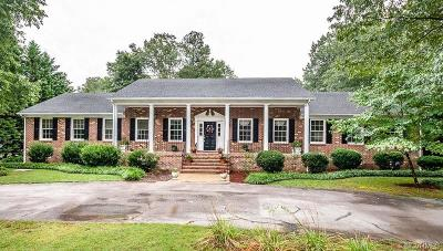 Henrico Single Family Home For Sale: 7941 Fortress Place