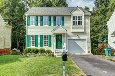 Henrico Single Family Home For Sale: 10113 Oakley Pointe Drive