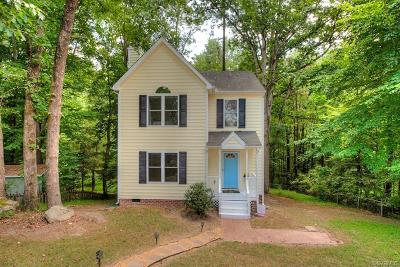 Single Family Home For Sale: 2357 Providence Creek Road