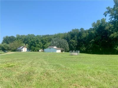 Goochland Single Family Home For Sale: 4844 River Road