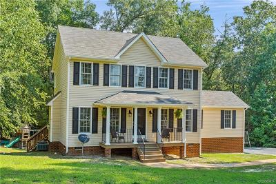 Aylett Single Family Home For Sale: 108 McCauley Parkway