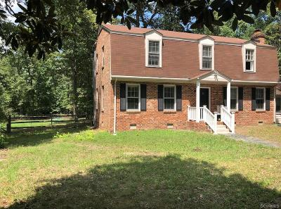 Single Family Home For Sale: 12800 Spring Run Road