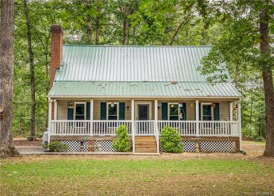 Powhatan County Single Family Home For Sale: 2794 Huguenot Trl