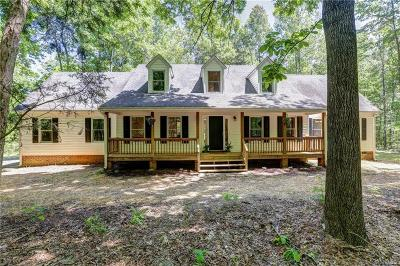 Louisa Single Family Home For Sale: 4161 Drew Ridge Drive