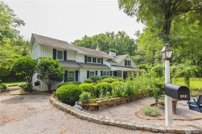 Petersburg Single Family Home For Sale: 1689 S Crater Road