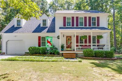 Midlothian Single Family Home For Sale: 13021 Holly View Terrace