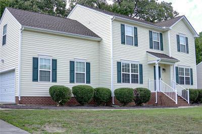 Henrico Single Family Home For Sale: 2828 Heather Ridge Drive
