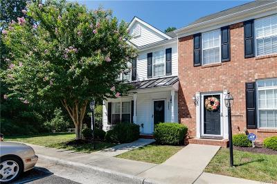 Chesterfield County Condo/Townhouse For Sale: 5541 Belle Pond Drive