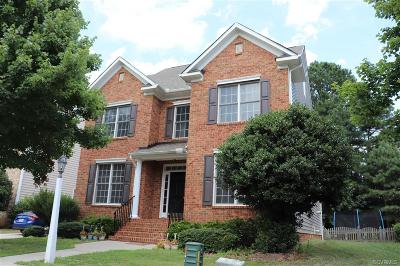 Glen Allen Single Family Home For Sale: 11744 Parsons Walk Court