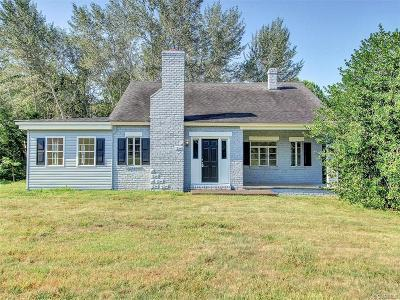 Powhatan County Single Family Home For Sale: 4283 Anderson Highway