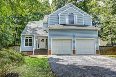 Midlothian Single Family Home For Sale: 1336 Sweet Willow Drive