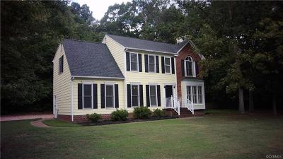Chesterfield Single Family Home For Sale: 5808 Meadowood Lane