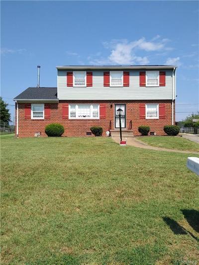Henrico Single Family Home For Sale: 200 Seaton Drive