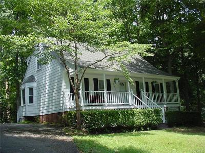 Single Family Home For Sale: 13904 Deer Thicket Lane