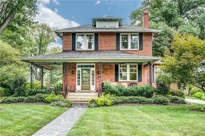 Richmond Single Family Home For Sale: 3917 Seminary Avenue