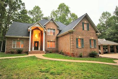 Goochland Single Family Home For Sale: 2399 Tribble Lane