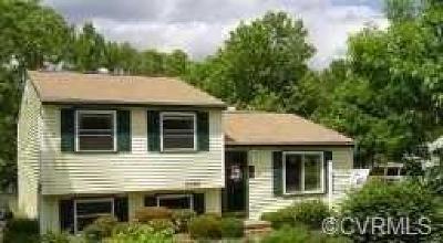 Mechanicsville Single Family Home For Sale: 6396 Tammy Lane