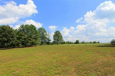 Amelia County Single Family Home For Sale: 14430 Namozine Road