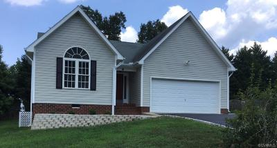 Chesterfield Single Family Home For Sale: 7825 Winding Ash Court
