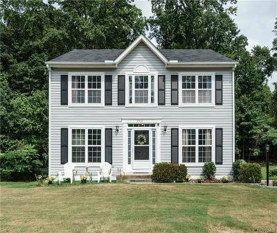 Richmond Single Family Home For Sale: 3510 Skipping Rock Way