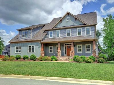 Midlothian Single Family Home For Sale: 3237 Canford Loop